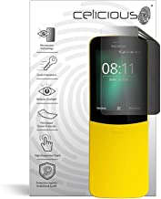 Celicious Privacy 2-Way Anti-Spy Filter Screen Protector Film Compatible with Nokia 8110 4G