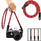 Lens-Aid Kameragurt aus Seil: Nacken-...