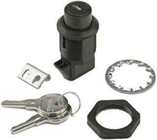 National Cycle Replacement Push Lock with Shutter for CruiseLiner Saddlebags 80-860001-000