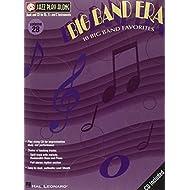 Big Band Era: 10 Big Band Favorites [With CD (Audio)] (Jazz Play Along Series : Vol 28)