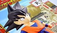 ドラゴンボール改 組立式ソフビフィギュア 天下一武道会編 バンプレ(全2種+おまけポスター付きセット)