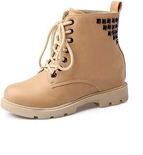 BalaMasa Womens ABS13868 Pu Boots