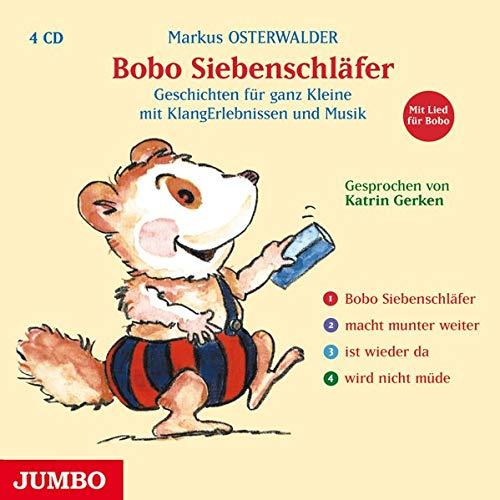 Bobo Siebenschläfer Gesamtausgabe: Mit Musik von Ulrich Maske