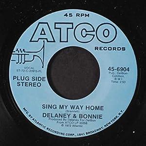 sing my way home / mono