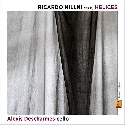 Hélices pour violoncelle solo