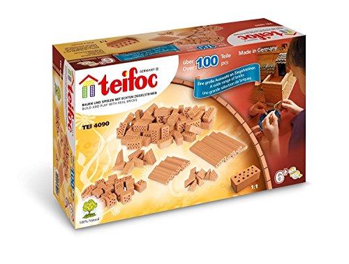 No Name (foreign brand) Teifoc Bausteine Gemischt
