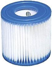 Intex 29007 - Cartucho tipo H altura 10 cm y diámetros 9-3