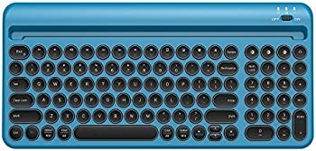 Jelly Comb Multi Device Rechargeable Bluetooth Keyboard