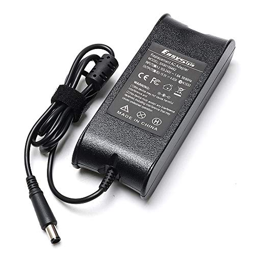 90W Ac Adapter Laptop Charger Replacement for Dell Latitude E6230 E6330 E6400 E6410 E6420 E6430 E6440 E6500 E6520 E6530 E6510 E7240 E7250 E7440 Latitude 5480 5580 7280 7480 7390 7490 Power Supply Cord