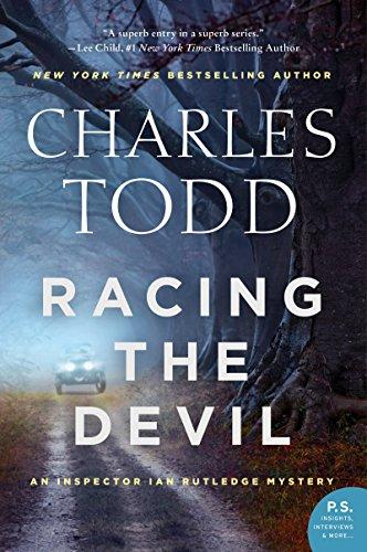 Racing the Devil: An Inspector Ian Rutledge Mystery (Inspector Ian Rutledge Mysteries Book 19) (English Edition)