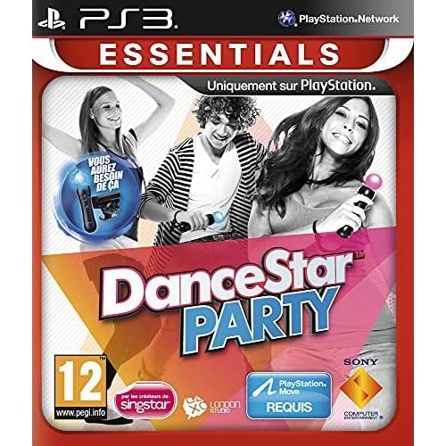 DANCE STAR PARTY ESSENTIEL PS3