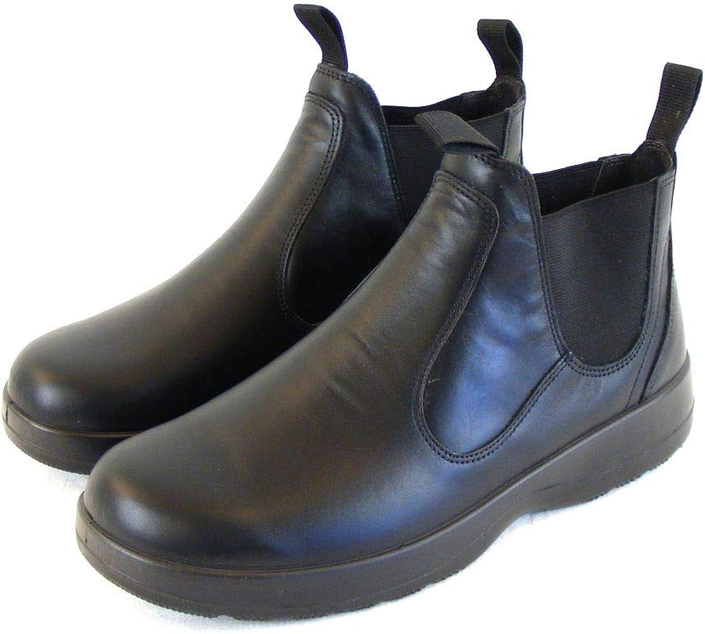 Naot Damen Schuhe Chelsea Stiefel Iguana Echt-Leder schwarz schwarz schwarz Wechselfußbett 16008  0b583f