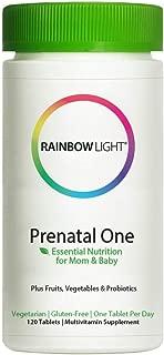 Rainbow Light Prenatal One Multivitamin - 120 Tab