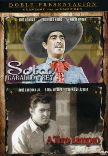 Sota Caballo Y Rey & Tiro Limpio [Alemania] [DVD]