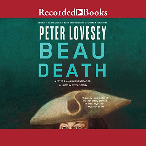 Beau Death audiobook cover art
