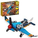 LEGO31099Creator3en1AvióndeHéliceoJetoHelicópteroJuguetedeConstrucciónparaNiños+6años