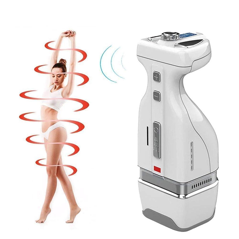 吹きさらしシーボードマニア無線周波数の振動HIFUの脂肪が付いているボディ形成のマッサージは細くする腕の足の胃、顔の美容院装置をきつく締めるための美装置を取除きます