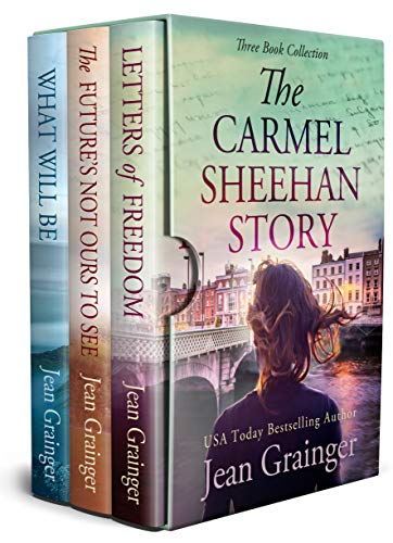 The Carmel Sheehan Story: Three Book Collection