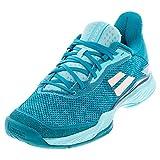 Babolat Women`s Jet Tere All Court Tennis Shoes Harbor Blue (9.5)