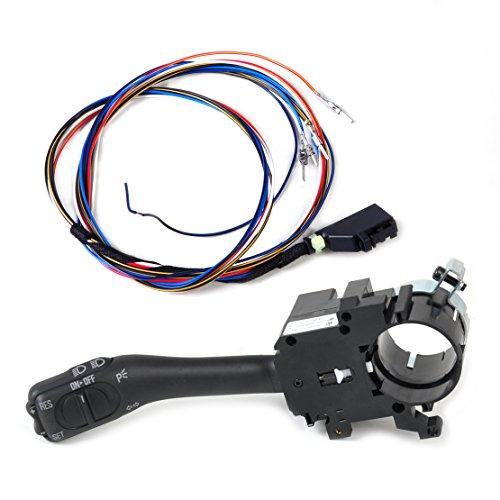 Système de Commande de croisière Tige + Harnais pour Golf Jetta Passat B5 Beetle Skoda Seat