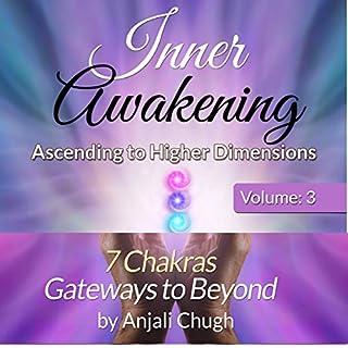 Inner Awakening: Ascending to Higher Dimensions, Vol. 3 audiobook cover art