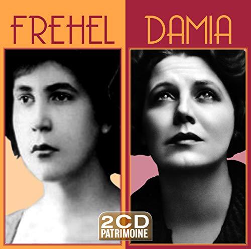 Damia/Frehel (2cd Patrimoine)