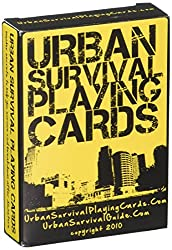 The best survival and prepper games: Urban Survival Playing Cards