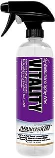 Nanoskin (NA-VIT16) Vitality Synthetic Nano Spray Wax - 16 oz.