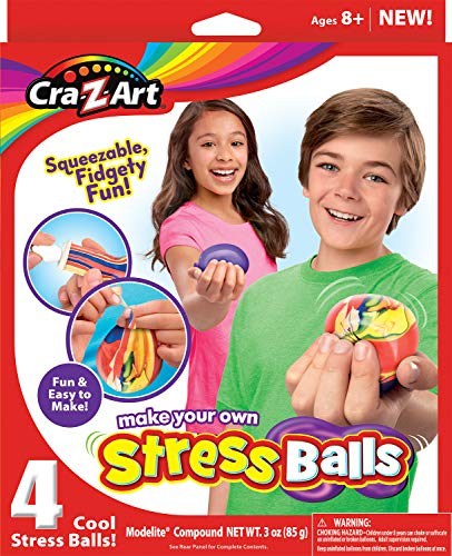 Cra-Z-Art Make Your Own Stress Balls