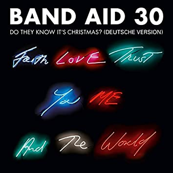 Do They Know It's Christmas? (Deutsche Version / 2014)