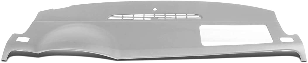 DNA MOTORING ZTL-Y-0078-GY ABS Dash Board Cover Cap Replacement (Grey)