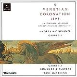 アンドレア ジョヴァンニ ガブリエリ:1595年 ヴェネツィアの戴冠式