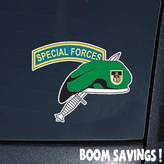 US Army Emblem Swc Flash DUI Dagger Green Beret W SF Tab 6