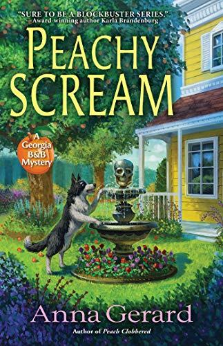 Image of Peachy Scream: A Georgia B&B Mystery