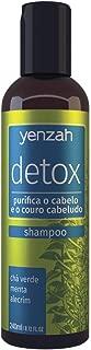 Shampoo Detox, Yenzah, Transparente