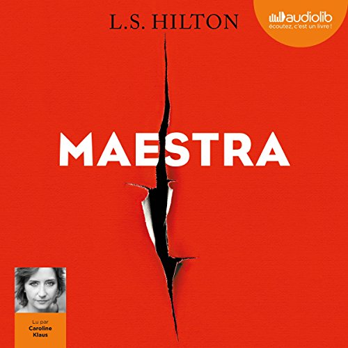 Maestra [French Version] audiobook cover art