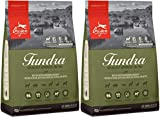 Orijen 2 Pack of Tundra Dog Food, 4.5 Pounds, Grain-Free Kibble Made in The USA