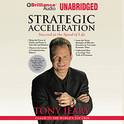 Strategic Acceleration audiobook cover art