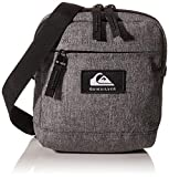 Quiksilver Magicall 2l - Bolsa De Colgar Grande Para Hombre Messenger/Shoulder, Hombre, Light Grey Heather, 1SZ