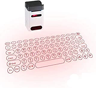 Laser Keyboard Projector (English and Taiwanese) - Bluetooth