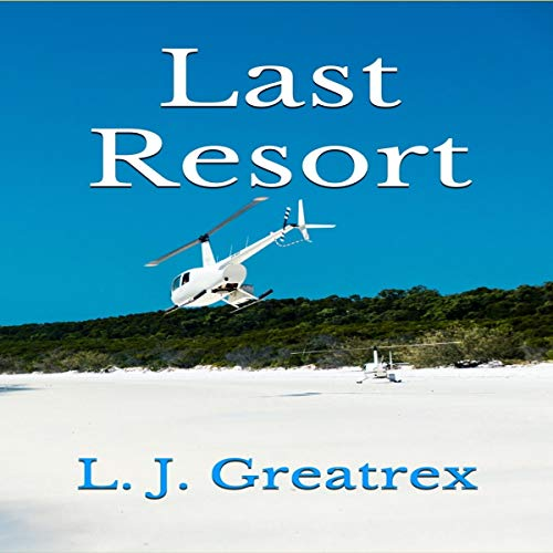 Last Resort Audiobook By L. J. Greatrex cover art