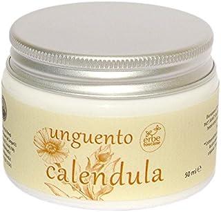 BIO RINGELBLUMENSALBE – Für Lippen und trockene Haut - reines Natur-Konzentrat – Handgefertigt in Italien 50 ML