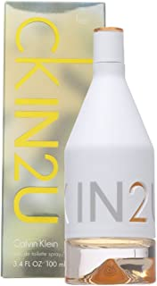 Calvin Klein Perfume  - CK IN2U by Calvin Klein - perfumes for women - Eau de Toilette, 100 ml