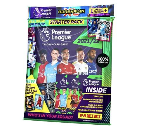 Panini Premier League Adrenalyn XL 2021/22 Kollektion – Starterset