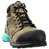 Timberland Pro Reaxion - Zapatos de seguridad para mujer, impermeables, informales, impermeables, color marrón, 12