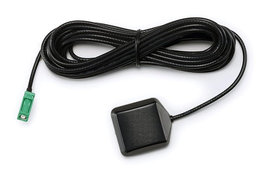 飾る信念としてカロッツェリア(Carrozzeria) 高感度 GPSアンテナ <角型緑色コネクター