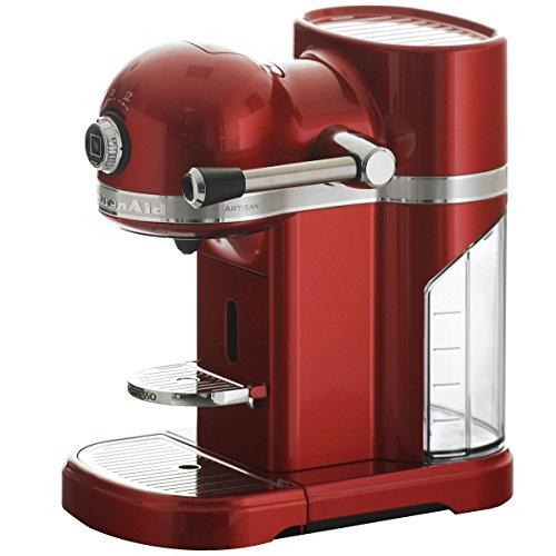 Kitchenaid 5KES0503ECA Kitchenaid Nespressomaschine Liebesapfel rot