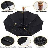Zoom IMG-2 ombrello pieghevole automatico da viaggio