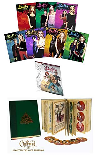 Supernatural Leading Ladies DVD Collection: Charmed: The Complete Series (Limited Collector's Edition) / Buffy the Vampire Slayer: The Complete Series [Charmed: Seasons 1, 2, 3, 4, 5, 6, 7, 8 / Buffy: