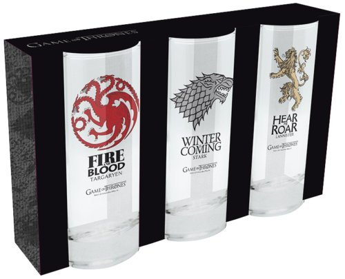 ABYstyle Game of Thrones 3bicchieri